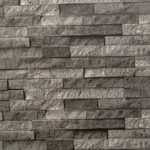 Neptune Anthracite Brick Effect Wall Panel Wall And Ceiling Panels
