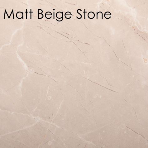 Neptune 1000 Mega Matt Beige Stone Bathroom Panel (1Mtr)