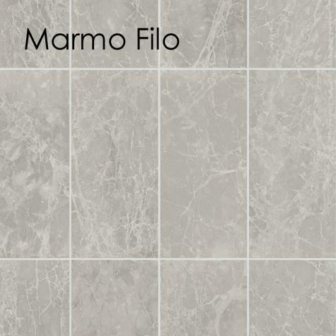 Motivo Classic Graphite Bathroom Panel