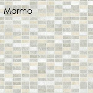 Motivo Classic Marble Mosaic Bathroom Panel