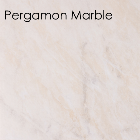 Neptune Pergamon Marble Bathroom Panel