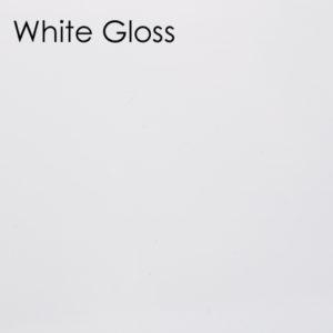Neptune 1000 Mega White Gloss Bathroom Panel (1Mtr)