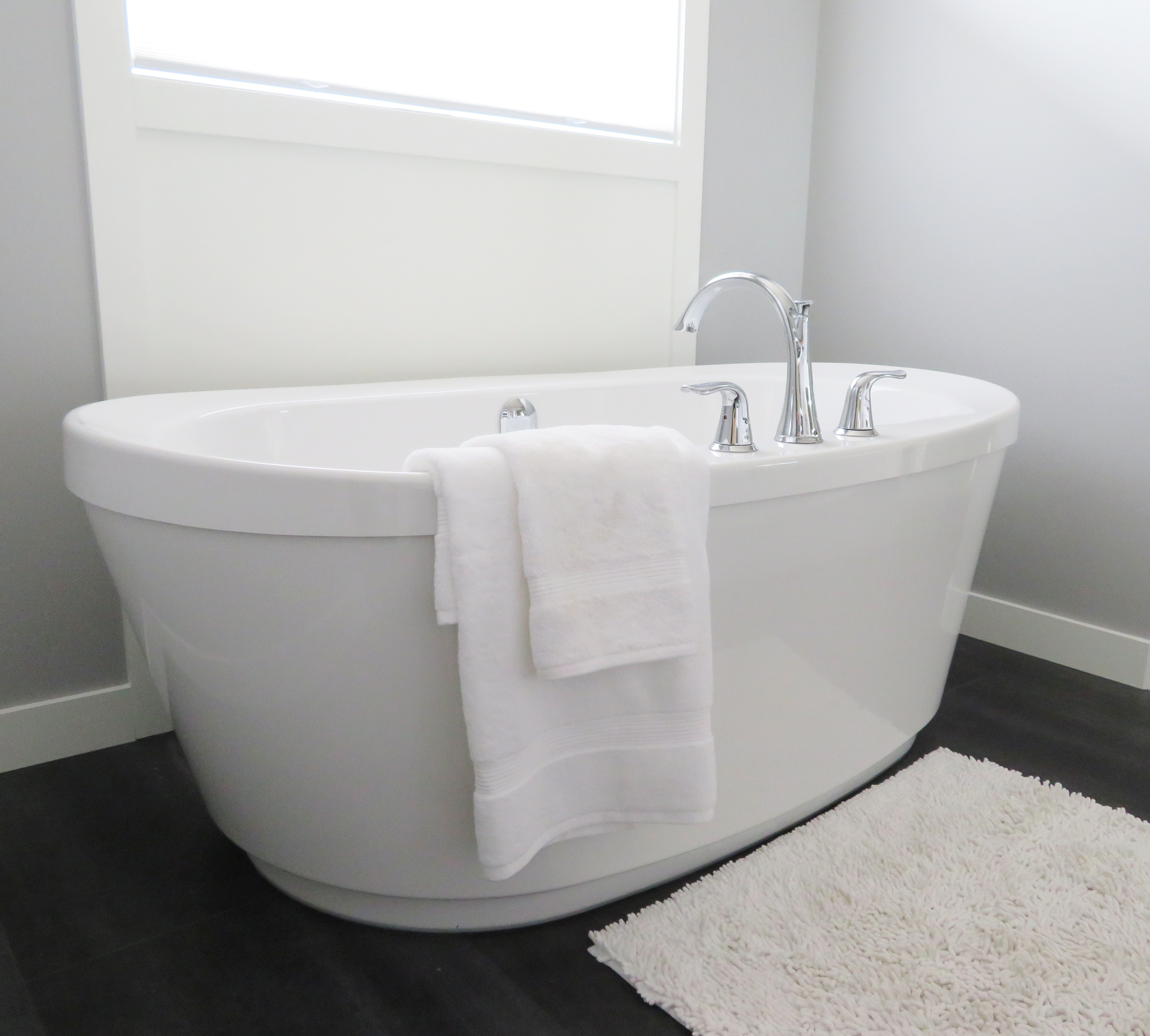 Design Your Way To An Easy Clean Bathroom
