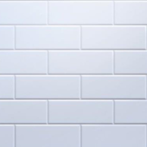 Atlantis Tile Effect White