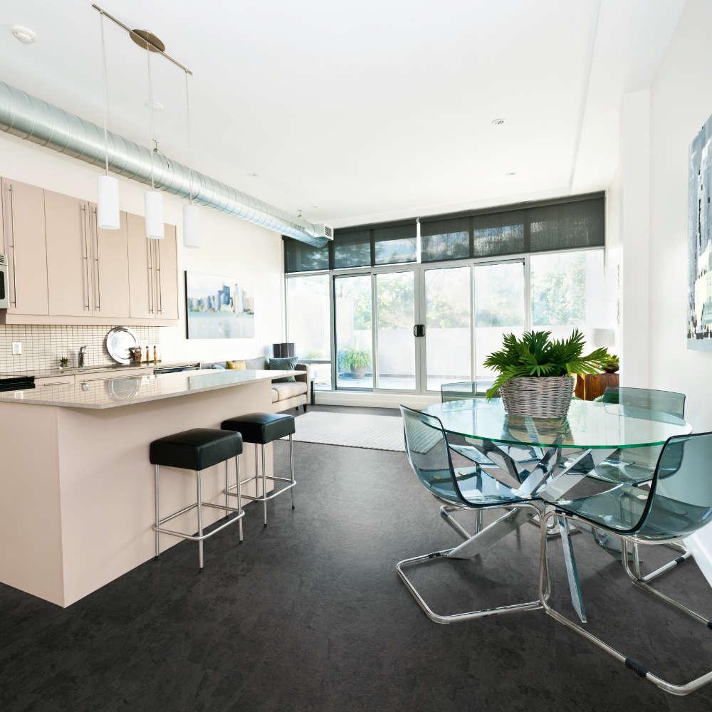 slate effect luxury vinyl flooring